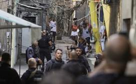 Confrontos criaram o pânico a habitantes da favela brasileira