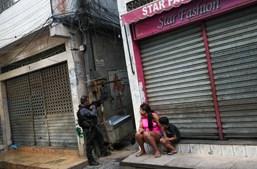 Polícia civil entrou na favela de Jacarezinho, no Rio de Janeiro