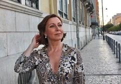 Maria João Abreu integra o elenco da novela 'A Serra' (SIC)