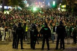 Sporting campeão. Marquês em euforia total numa festa marcada por desacatos