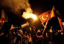 Protestos em Istambul, Turquia