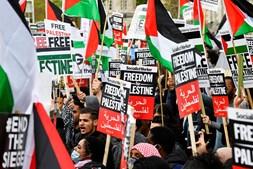 Protestos em Londres, Reino Unido