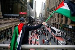 Protestos em Nova Iorque, EUA