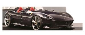 Ferrari Monza, o modelo comprado por Ronaldo