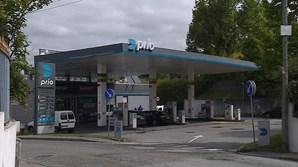 Posto de combustível em Canelas assaltado