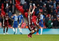 Leicester conquista Taça de Inglaterra pela primeira vez após vencer Chelsea