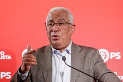 António Costa lidera os socialistas