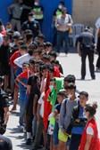 Centenas de menores chegaram a Ceuta a nado e desacompanhados