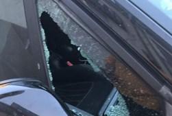 'As cinzas da minha filha estão lá. Não façam isto': Angélica Jordão faz apelo após carro ser assaltado