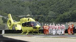 Morreu Jason Dupasquier, piloto luso-suíço que sofreu grave acidente em Moto3
