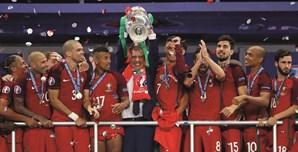 Portugal ganhou o Europeu em 2016