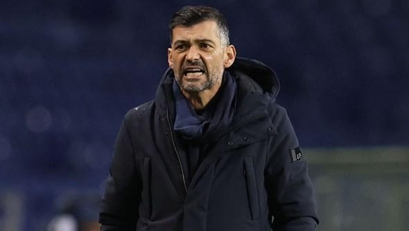 Sérgio Conceição vai estar no Clássico contra o Benfica