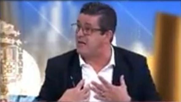 "Fernando Mendes: ""Lance do Diogo Gonçalves? Eu marcava penálti"""