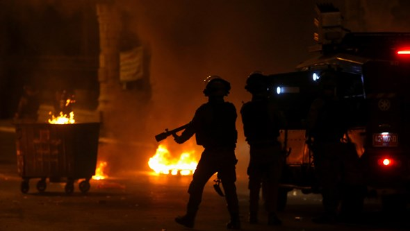 Jerusalém a ferro e fogo: Novos confrontos entre forças israelitas e palestinianos