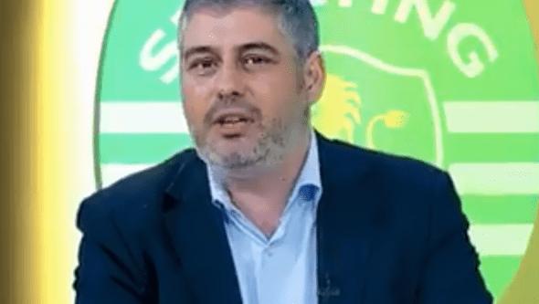 """André Pinotes Batista: """"Este é o título de Frederico Varandas"""""""
