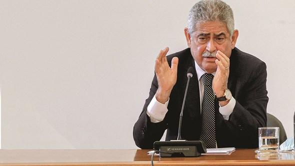 Luís Filipe Vieira vende 'palheiro' por cinco mil euros à Câmara de Vila Franca de Xira