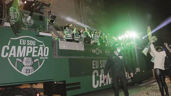 Federação vai decidir se Sporting tem 19 ou 23 títulos