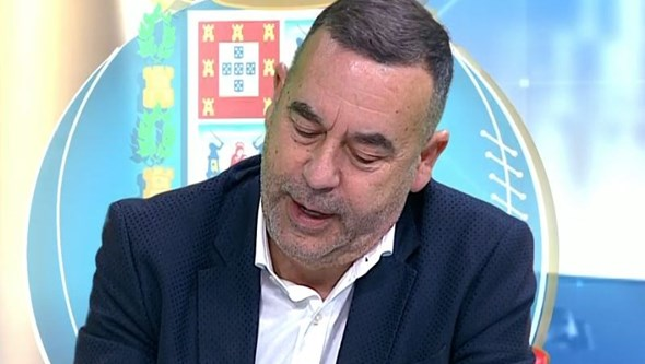 """Aníbal Pinto: """"O salão de festas da Luz não é para todos. É para o FC Porto"""""""