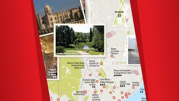 Lisboa: Um bilhete postal a descobrir