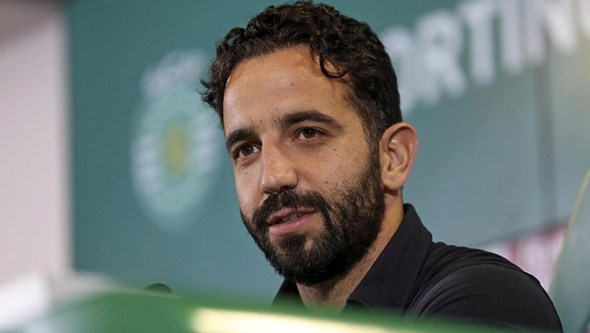 """""""Venha a proposta que vier, não vou sair do Sporting"""", garante Rúben Amorim"""