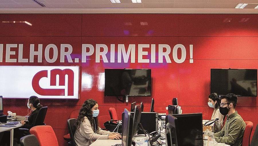 Canal de televisão do Correio da Manhã apresentou o melhor share do ano em 'prime time'