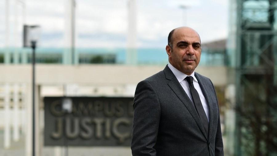 Adão Carvalho, presidente do Sindicato dos Magistrados do MP