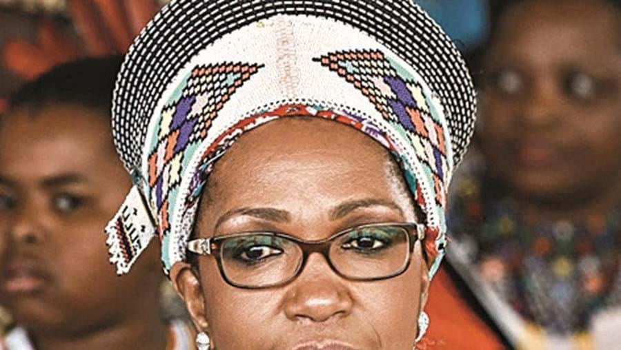 Mantfombi Dlamini tinha 65 anos