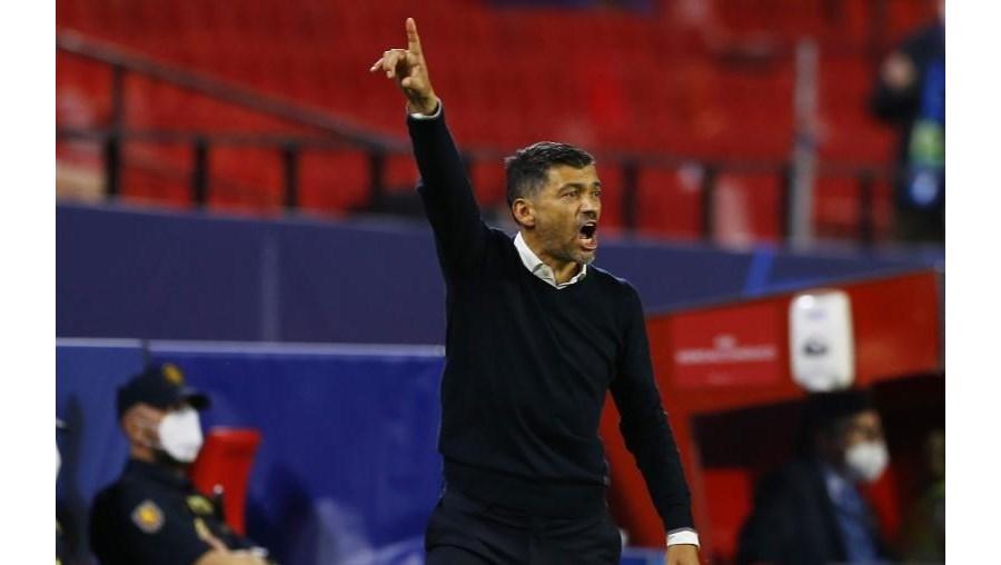 Sérgio Conceição tem 46 anos e treina a equipa do FC Porto desde 2017