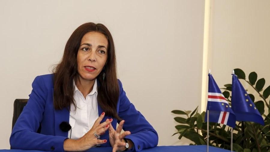 Embaixadora da União Europeia (UE) em Cabo Verde, Sofia Moreira de Sousa