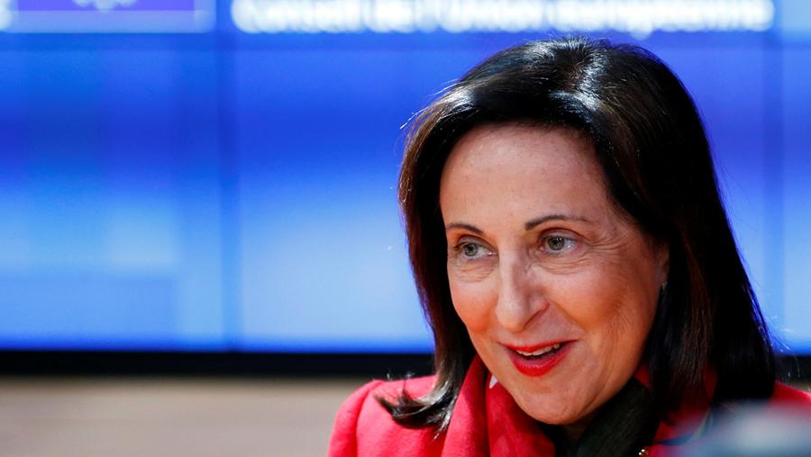 Ministra da Defesa Margarita Robles