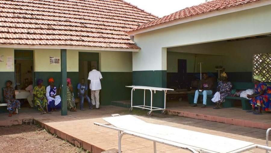 Hospital Guiné-Bissau
