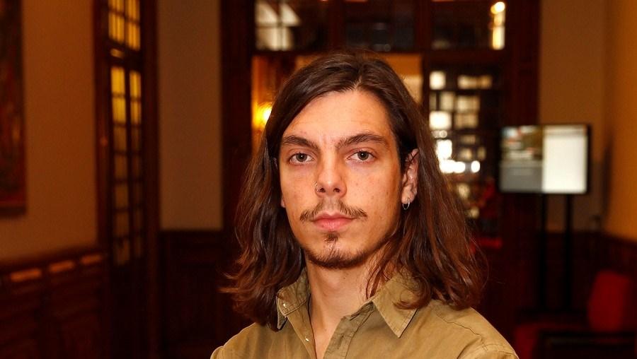 Luís Monteiro tem 28 anos e é deputado do Bloco desde 2015