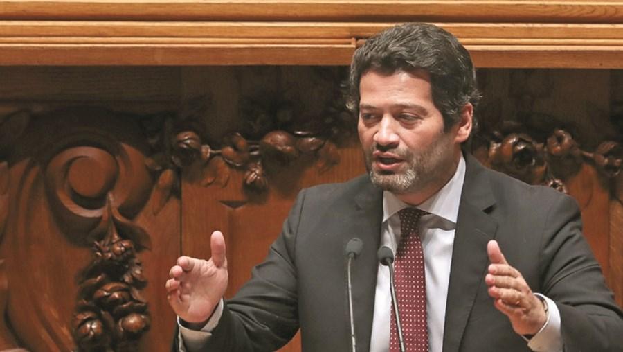 André Ventura é líder do Chega