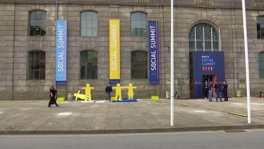 Porto recebe Cimeira Social da União Europeia