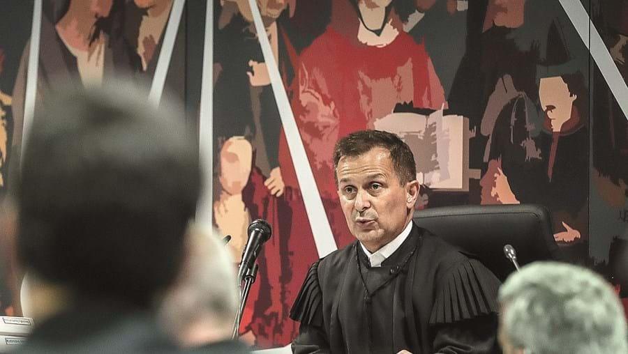 Ivo Rosa, juiz de instrução criminal, leu esta sexta-feira a decisão instrutória do caso
