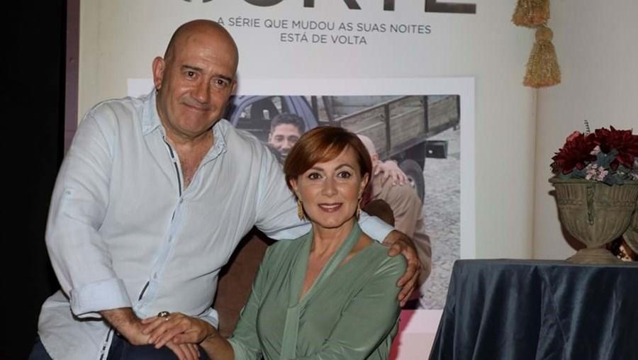 Maria João Abreu e José Raposo