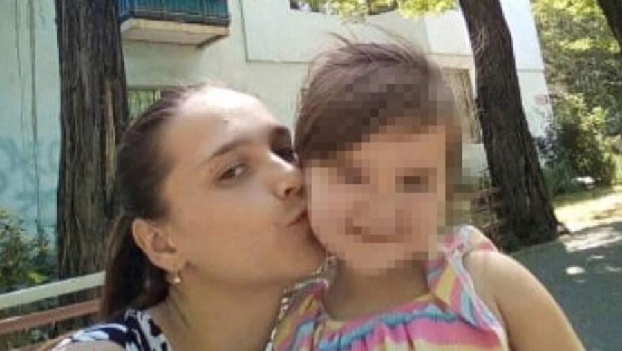 Oleksandra tem mais cinco filhos