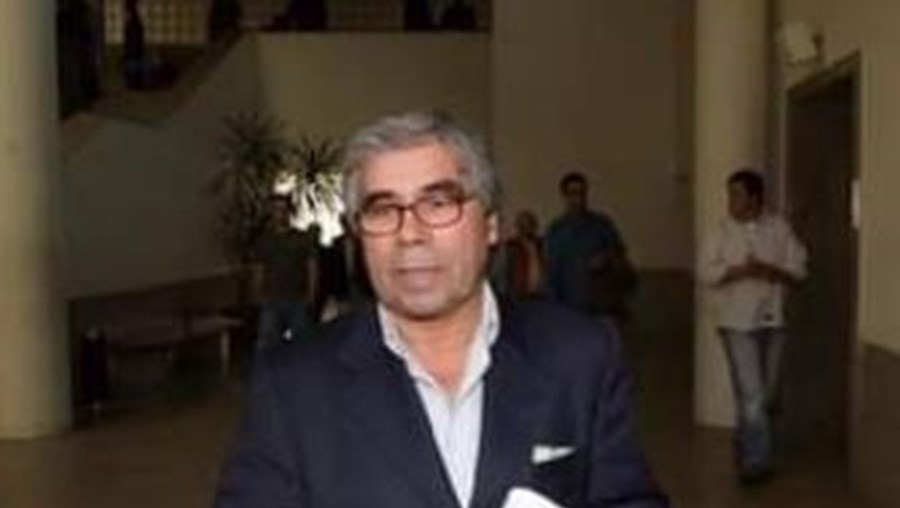 Domingos Ferreira, histórico militante do PS