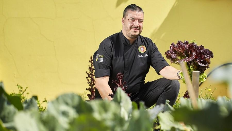 Chef Pedro Nobre