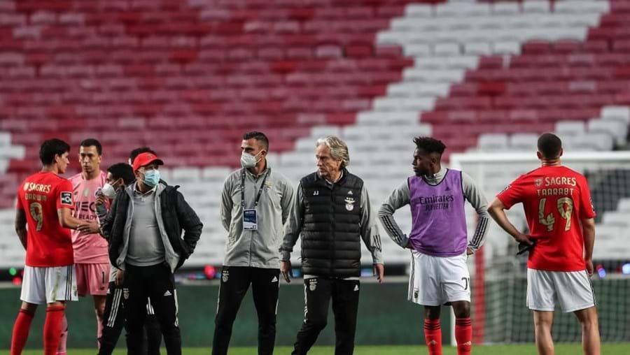 Jorge Jesus acredita que os jogadores do Benfica estarão motivados para os jogos em falta