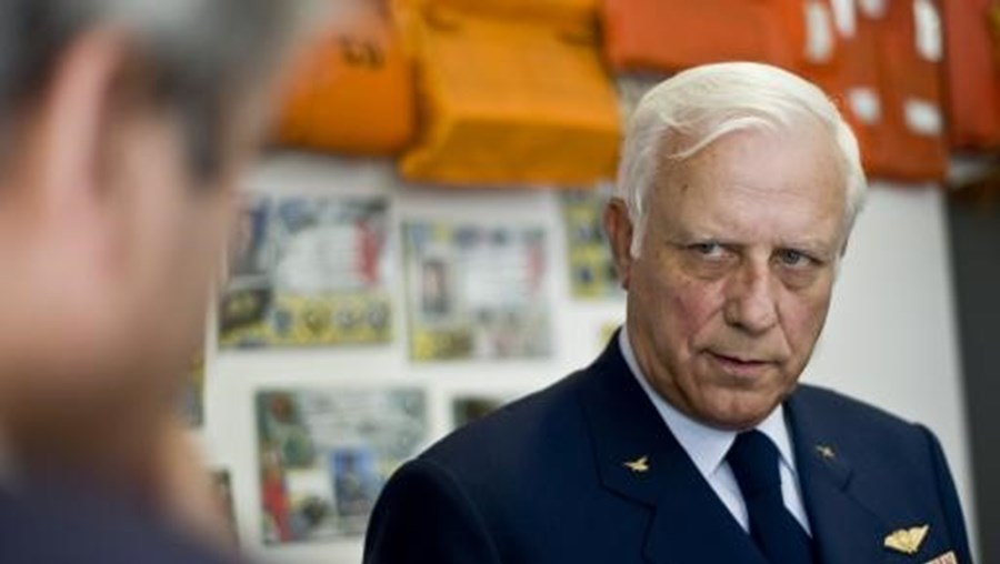 ex-Chefe do Estado-Maior General das Forças Armadas (CEMGFA) Luís Araújo