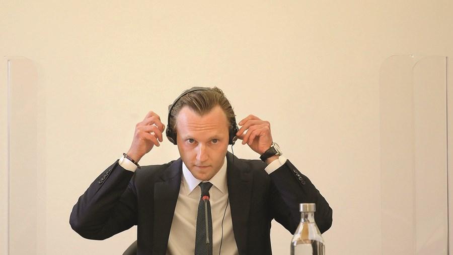 Evgeny Kazarez na comissão de inquérito disse que o Novo Banco não fará mais chamadas de capital