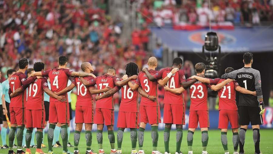 Portugal vai defender o título de Campeão Europeu no UEFA Euro 2020