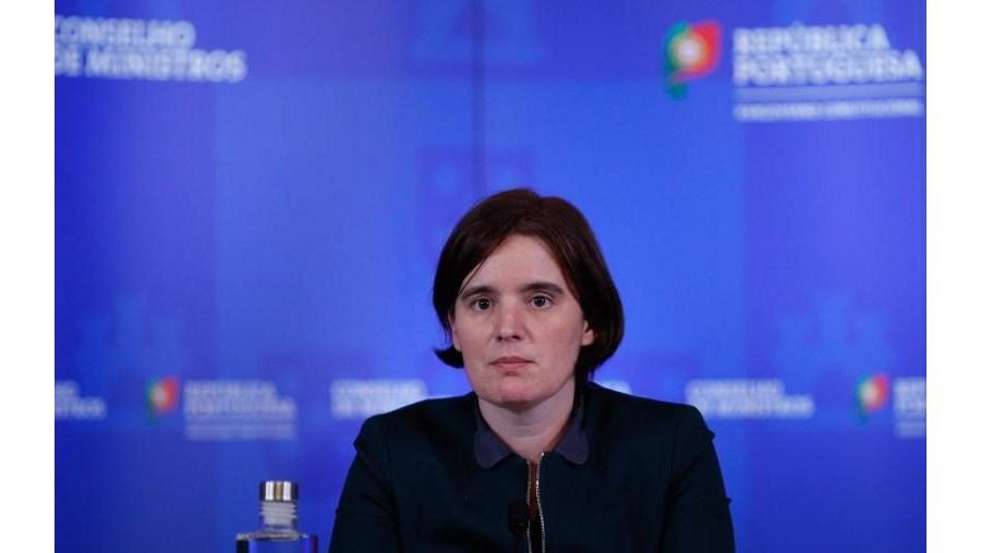 Conferência de imprensa após a reunião de Conselho de Ministros