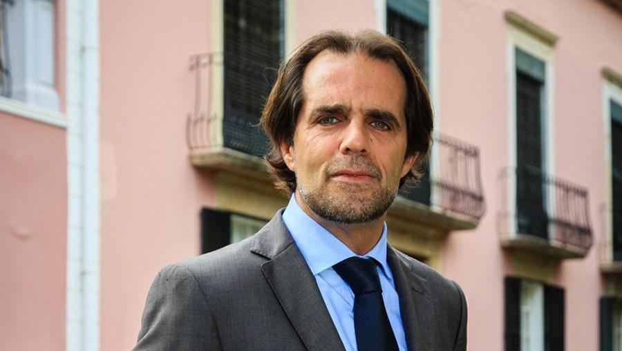 Miguel Albuquerque , presidente do governo regional da Madeira