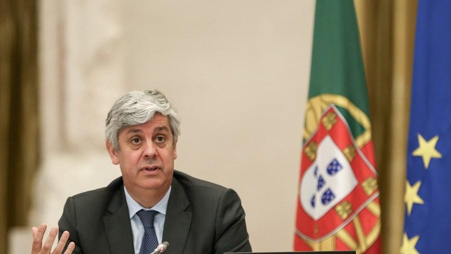 O governador do Banco de Portugal apresentou as contas de 2020.