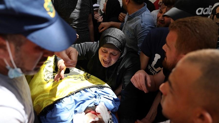 Bombas em Gaza já fizeram mais de 80 mortos