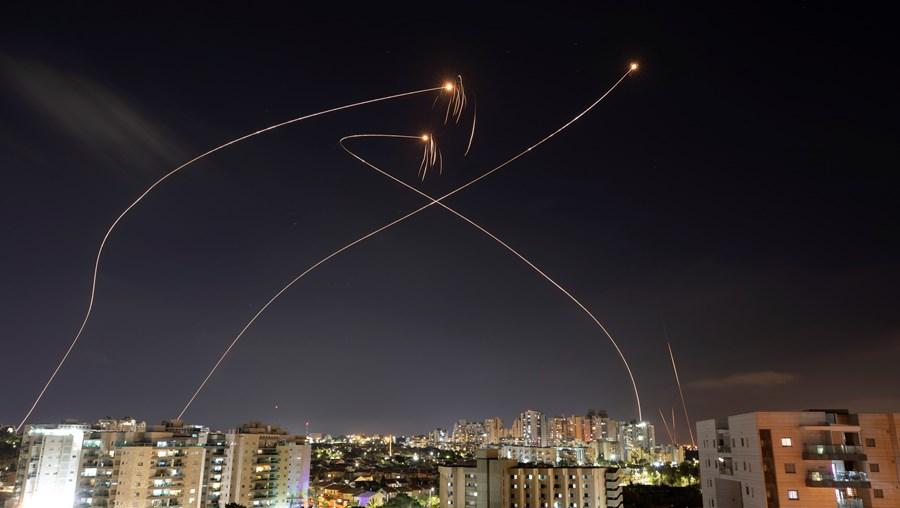 Três 'rockets' foram lançados desde o Líbano contra Israel