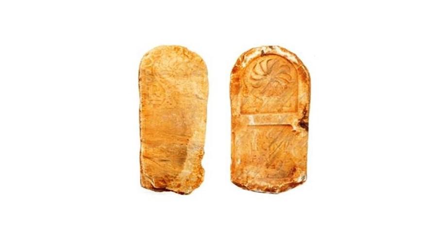 PJ resgata lápides romanas à venda por mil euros na internet