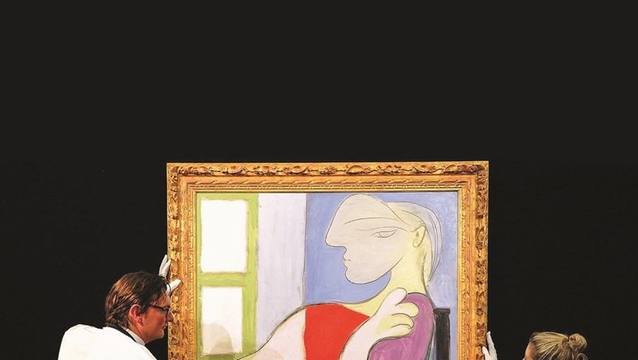 Obra foi pintada em 1932
